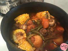 Receita rabada, Oxtail stew from South Africa
