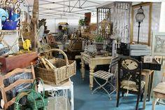 Brocante Market Stand