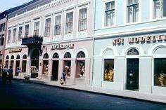 Kárász utca 80-as évek