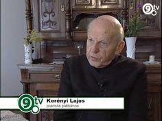 9.Tv - Heti Portré Kerényi Lajos atyával Tv, Fictional Characters, Television Set, Fantasy Characters, Television