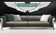 Aston Martin unveils furniture collection at Milan Design Week 2014