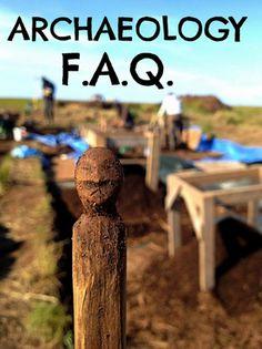 archaeology faq