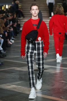 MSGM Autumn/Winter 2018 Menswear
