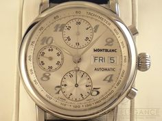 6cbad85d81c3 Montblanc Meisterstuck 4810-501 7016 Stainless Steel