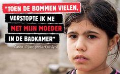 Donatie aan War Child voor kinderen in oorlog - xx €