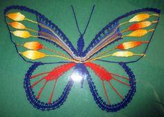 Teneriffe, Bobbin Lacemaking, Bobbin Lace Patterns, Crochet Butterfly, Lace Heart, Lace Jewelry, Lace Making, Art World, Lace Detail
