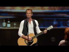 2013 Tony Awards: Neil Patrick Harris Opening Number. Just a casual reminder at how talented this man is.