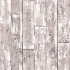 Featuring photographic wooden panels in a distressed finish, this printed wallpaper is crafted with a smooth matt finish....
