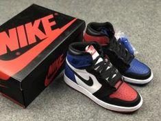 6a0f85b0515e Nike Air Jordan 1 High OG Retro Top 3 GS 575441-026 Womens Mens Basketball