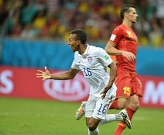 Julian Green steps onto the stage