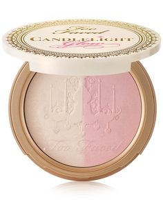 Too Faced Candlelight Glow Highlighting Powder Duo - Makeup - Beauty - Macy's