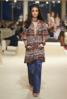 BST Resort 2015: mil y una noches de Chanel