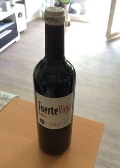 Fuerte Viejo - Roble 2014 - spanischer Rotwein - Tinto - trocken