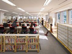 渋谷のオフィス