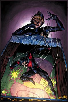 #Nightwing #Fan #Art. (NIGHTWING #27) By: Will Conrad. [THANK U 4 PINNING!!]