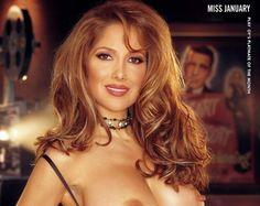 Rebecca Anne Ramos, Playboy's Playmate Miss January 2003.