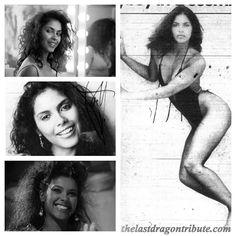 That's my Babe! http://www.thelastdragontribute.com/thelastdragon-photo-gallery/ #LauraCharles #denisematthews #vanity #richiegreen #thelastdragon | Flickr - Photo Sharing!