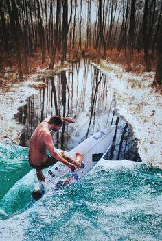 John Turck Collage Art http://society6.com/Turckart