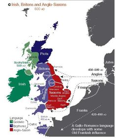 The first in-depth genetic scan of the British Isles shows their violent history of invasion after invasion lives on in the people.The blood of Norwegian Vik...
