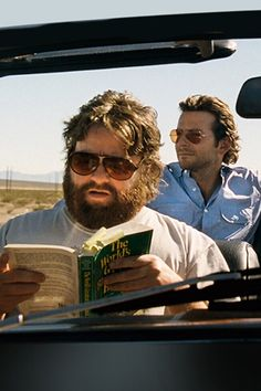 The Hangover (2009)  Zach Galifianakis, Bradley Cooper, Justin Bartha - Director: Todd Phillips IMDB: Three buddies wake up from a bachelor party in Las Vegas, with no memory of the previous night and the bachelor missing. They make their way around the city in order to find their friend before his wedding. - REMOVED FROM 2012 EDITION