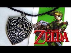 Legend of Zelda Necklace Ver2