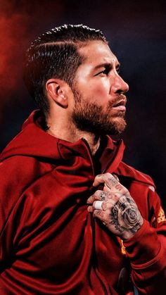 Sergio Ramos national team Spain - My Wallpaper Spain National Football Team, Spain Football, Spain Soccer, Real Madrid Captain, Real Madrid Players, Real Madrid Football, Ronaldo Juventus, Cristiano Ronaldo, Ramos Haircut