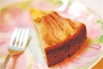 Pear Butter Cake