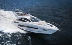 2016 68 Sport Yacht | Available Lauderdale Int'l Boat Show 2015 ...