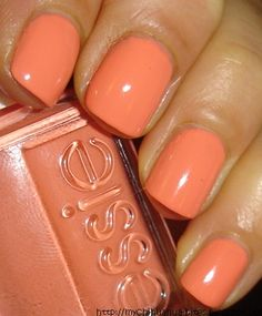 Essie Tart Deco -- the color I was going to get until I decided to get Sunday Funday