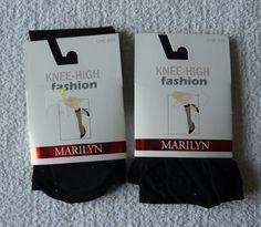 Lot de 2 paires chaussettes femme noir motif taille unique neuf