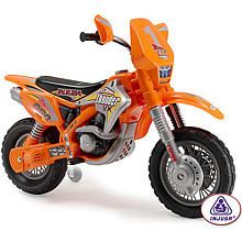 Maybe next Christmas?! Motorcross Thundermax 12 Volt Motorcycle for Knox!