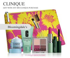 Spend $50 on Clinique to get this free Clinique gift from Saks ...