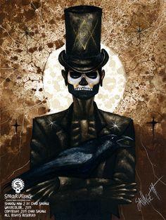 Shadow Man 2 by SavageSinister.deviantart.com on @deviantART