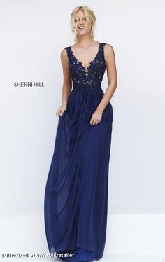 2016 Sherri Hill Prom Dress 50255
