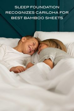 Sleep Foundation Recognizes Cariloha for Best Bamboo Sheets! See why!