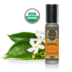 ORGANIC NEROLI IS THE BEST ESSENTIAL OIL USED FOR: Certified USDA Organic® Neroli Aphrodisiac Anti-aging Anxiety / nervousness Apathy toward sex Calmness Circulation Frigidity Grief Happiness / joyful feelings Libido Mood changes associated with menstrual cycle Rectal swelling Severe Sadness Sex drive Skin conditions (scars, spider veins, stretch marks, wrinkles) Sleeplessness Sleep / sedation Swollen tissue