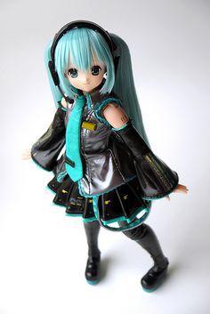 Azone Vocaloid Hatsune Miku
