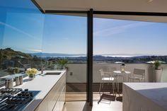 San Francisco, Glass Railing, Minimalist Design, Home Values, Luxury Homes, Condo, Living Spaces, Real Estate, California