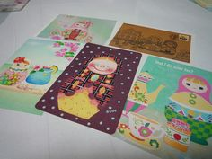 postcards (image only)