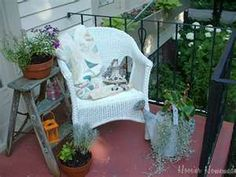 Front porch idea