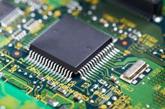 Circuit Board Recovery #electronics #microchip