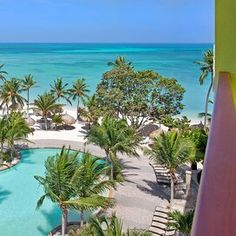 Holiday Inn Resort All Inclusive Aruba Resorts, Cheap All Inclusive, Hotels And Resorts, Fairmont Mayakoba, Four Season Tent, Grace Bay Beach, Jamaica Vacation, Island Resort, Places To Travel