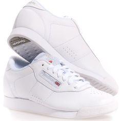 Reebok Women's Princess Aerobics Shoe,White/White, « Shoe Adds for your Closet
