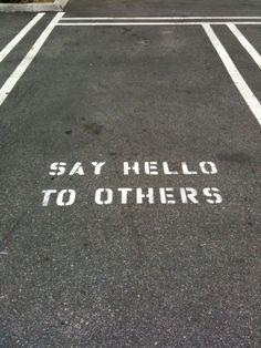 (parking lot insp)