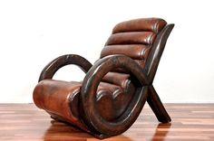 the spanish arm chair