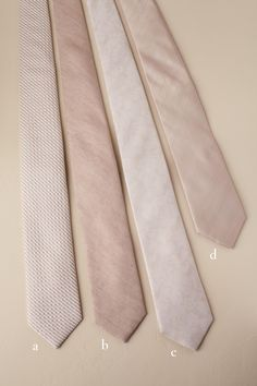 Tie Bar Champagne Collection Neutral in Bridal Party   BHLDN