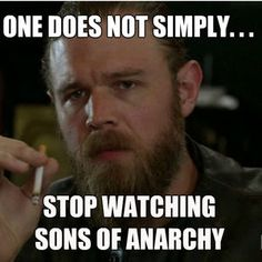 No, not even when they brutally kill off your most beloved character.  You HAVE to keep watching.