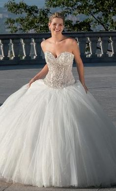 Eddy K CT112 20: buy this dress for a fraction of the salon price on PreOwnedWeddingDresses.com