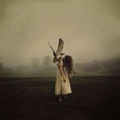 Photography by Los Angeles, CA based self-portrait artist Brooke Shaden.
