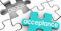 Acceptance Peace